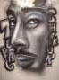 Tupac by MikeFurgott